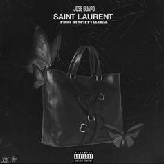 "何塞·瓜波 Drops Off New Track ""Saint Laurent"""