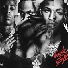 "NBA Youngboy.&丰富的联合项目的孩子链接""Nobody Safe""FT。 Lil Wayne,Quando Rondo,& Rod Wave"