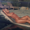 Nick Young's New Girl Paloma Ford Shoots Music Video At His LA Mansion