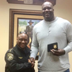 Shaq Becomes Sheriff's Deputy In Clayton County, Georgia