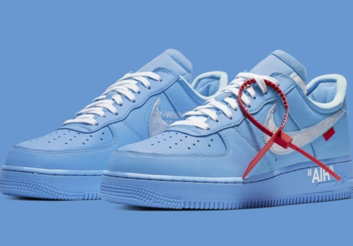OFF WHITE x Nike Air Force 1 2018 | Cop Now at StockX
