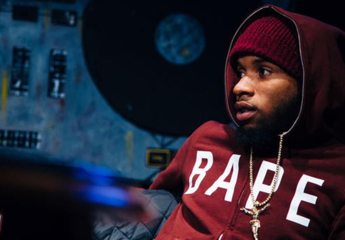 Tory Lanez in NYC