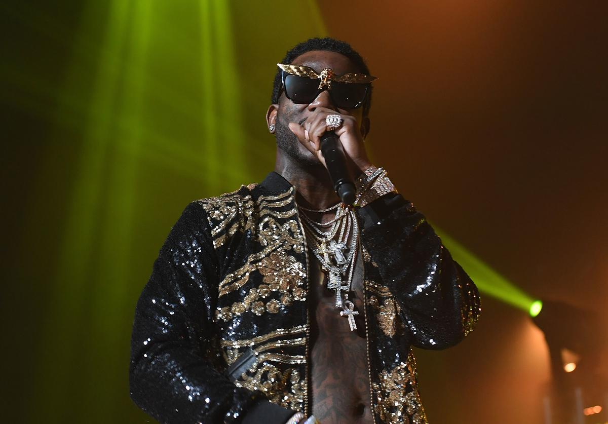 """Gucci Mane's """"homecoming"""" concert in ATL"""