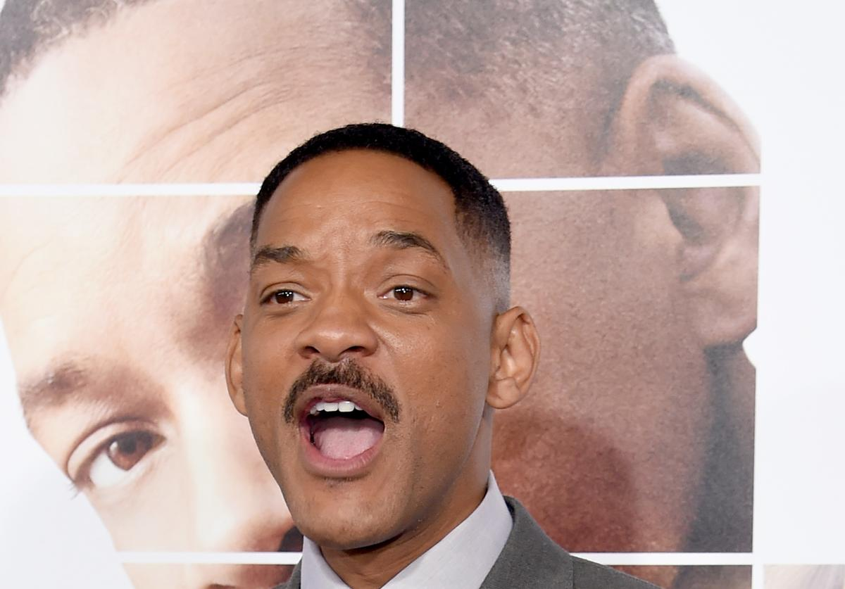 Will Smith attends the 'Collateral Beauty' World Premiere at Frederick P. Rose Hall, Jazz at Lincoln Center on December 12, 2016 in New York City.