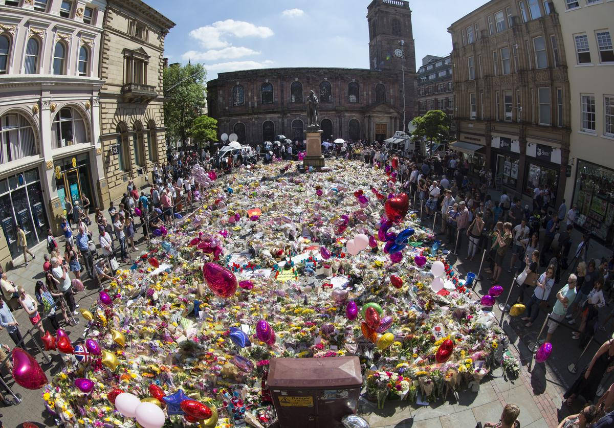 Manchester Tribute