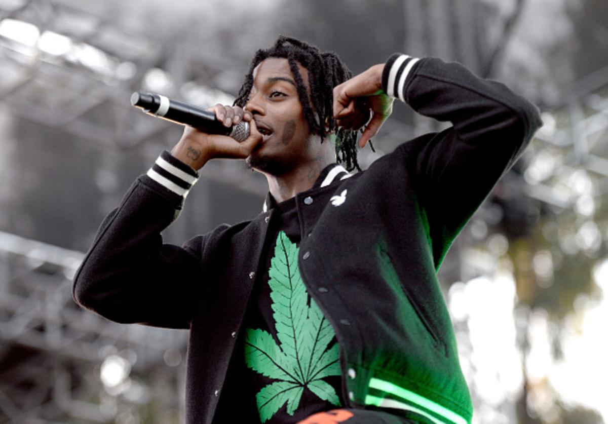 Carti performing at Smoker's Club Event.