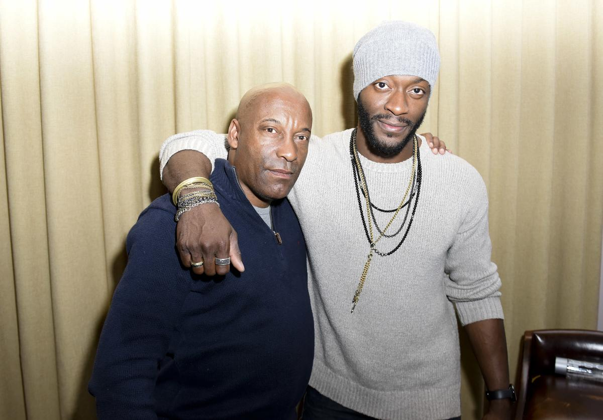 John Singleton Private Dinner Hosted by BET Networks and Liquid Soul