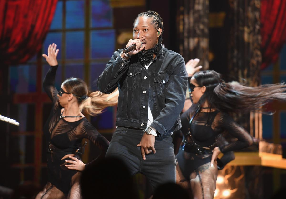 Future 2017 BET Awards - Roaming Show