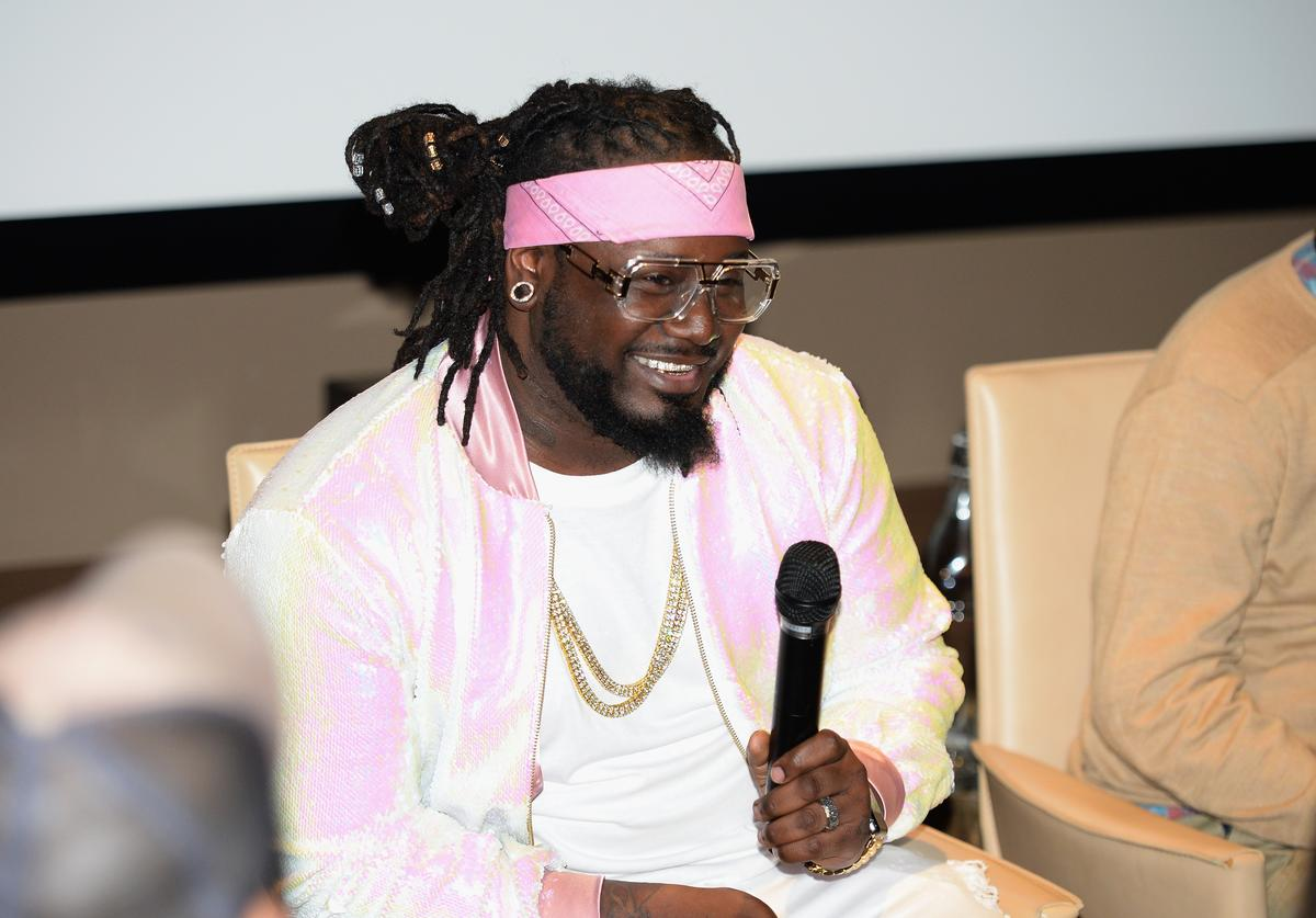 T-Pain Spotify/ All Def Digital Traffic Jams Premiere Party