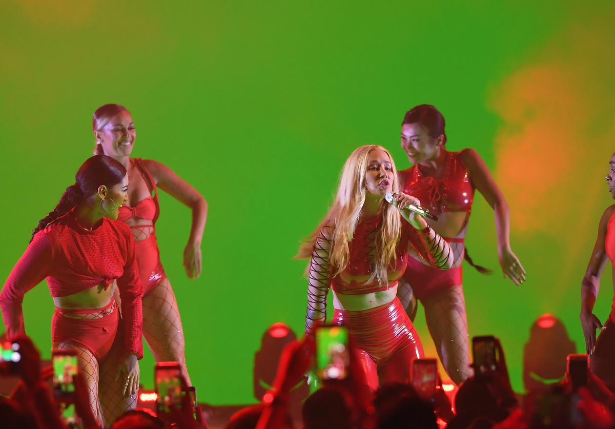 Iggy Azalea Univision's 'Premios Juventud' 2017 Celebrates The Hottest Musical Artists And Young Latinos Change-Makers - Show