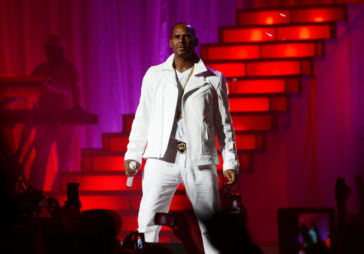 R. Kelly In Concert - New York, NY