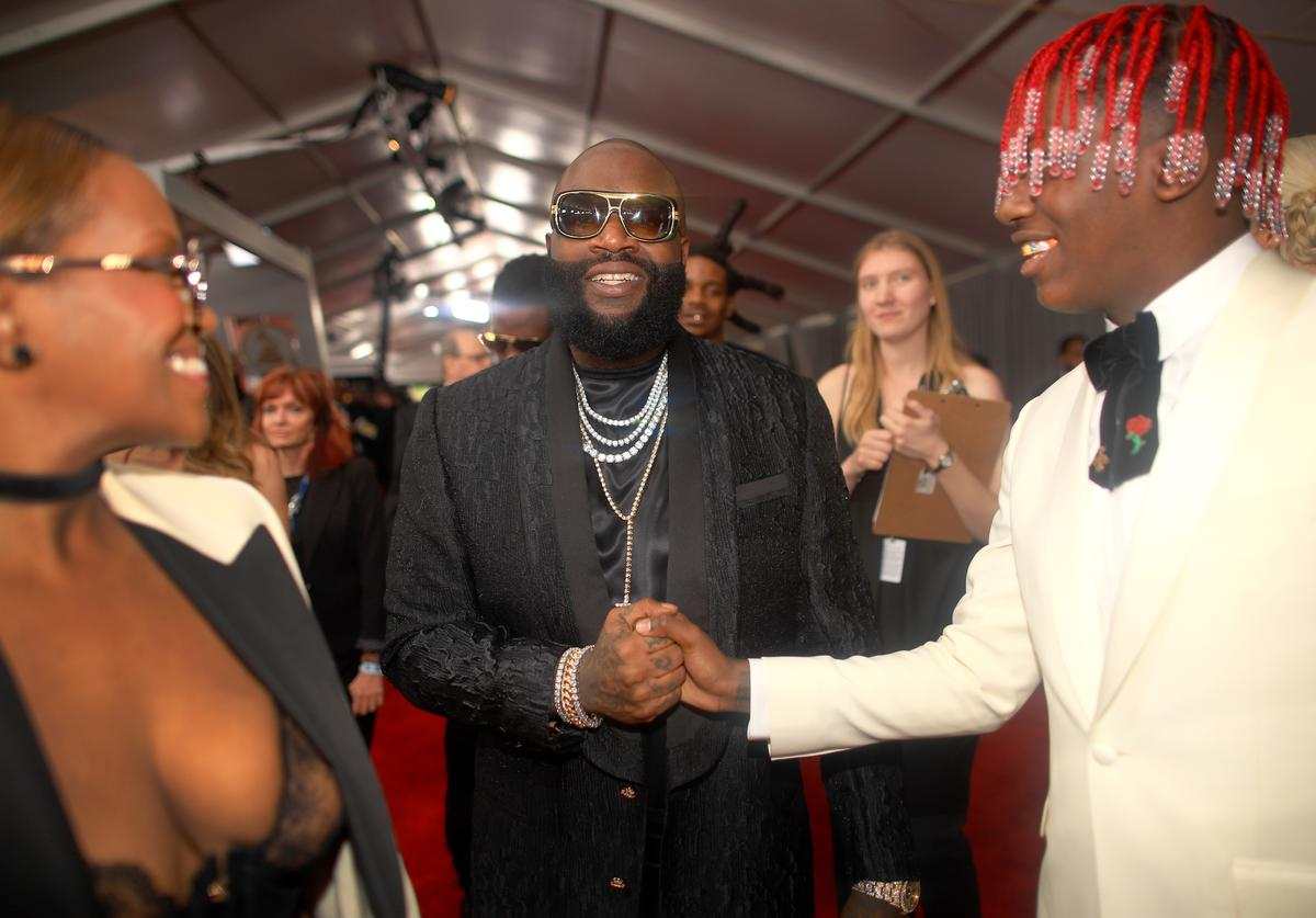 Lil Yachty The 59th GRAMMY Awards - Red Carpet