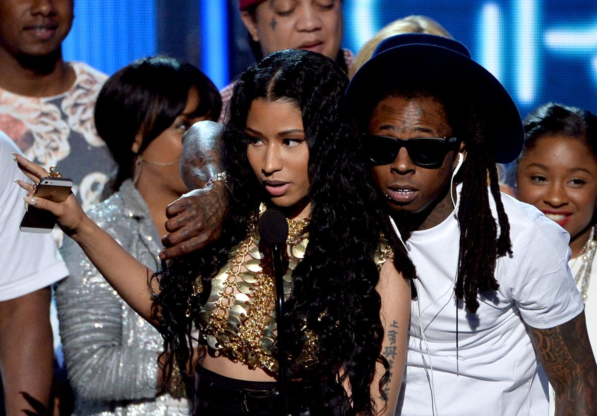 Lil Wayne BET Awards 2014