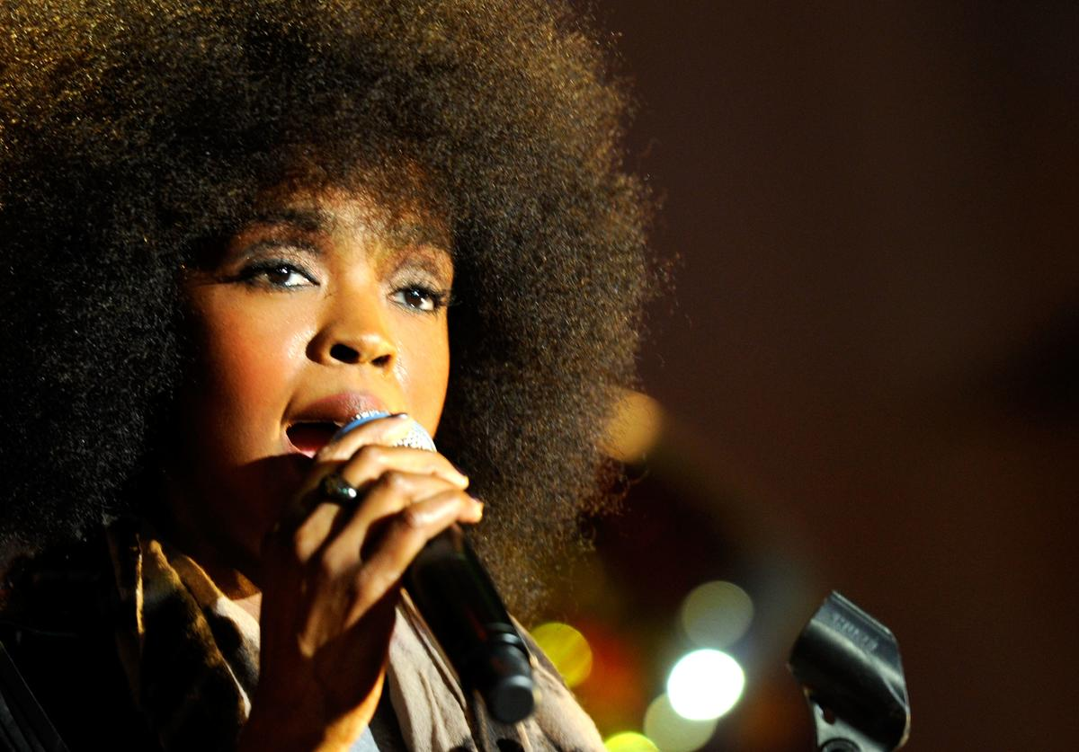Lauryn Hill 2010 A Funny Thing Happened On The Way To Cure Parkinson's - Show