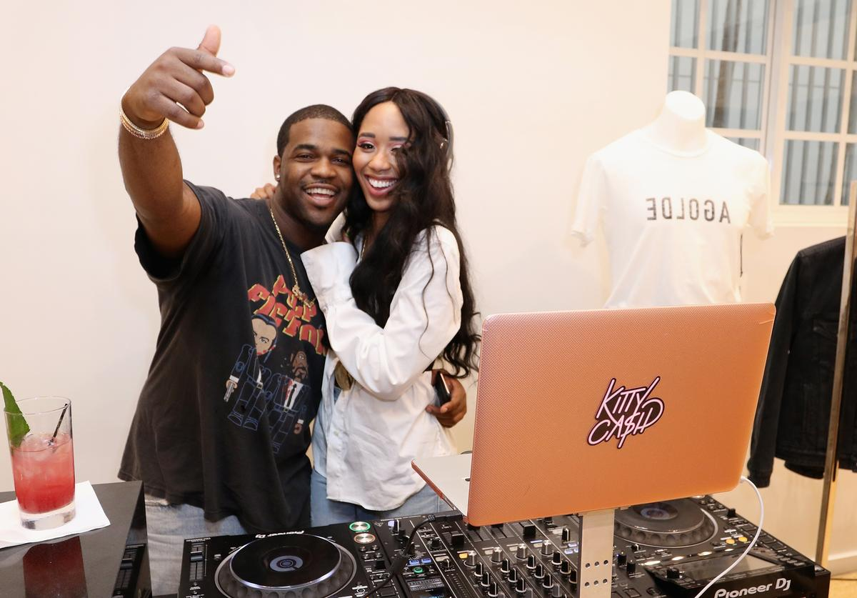 A$AP Ferg The Webster Celebrates Exclusive Launch Of A$AP Ferg X AGOLDE Collection