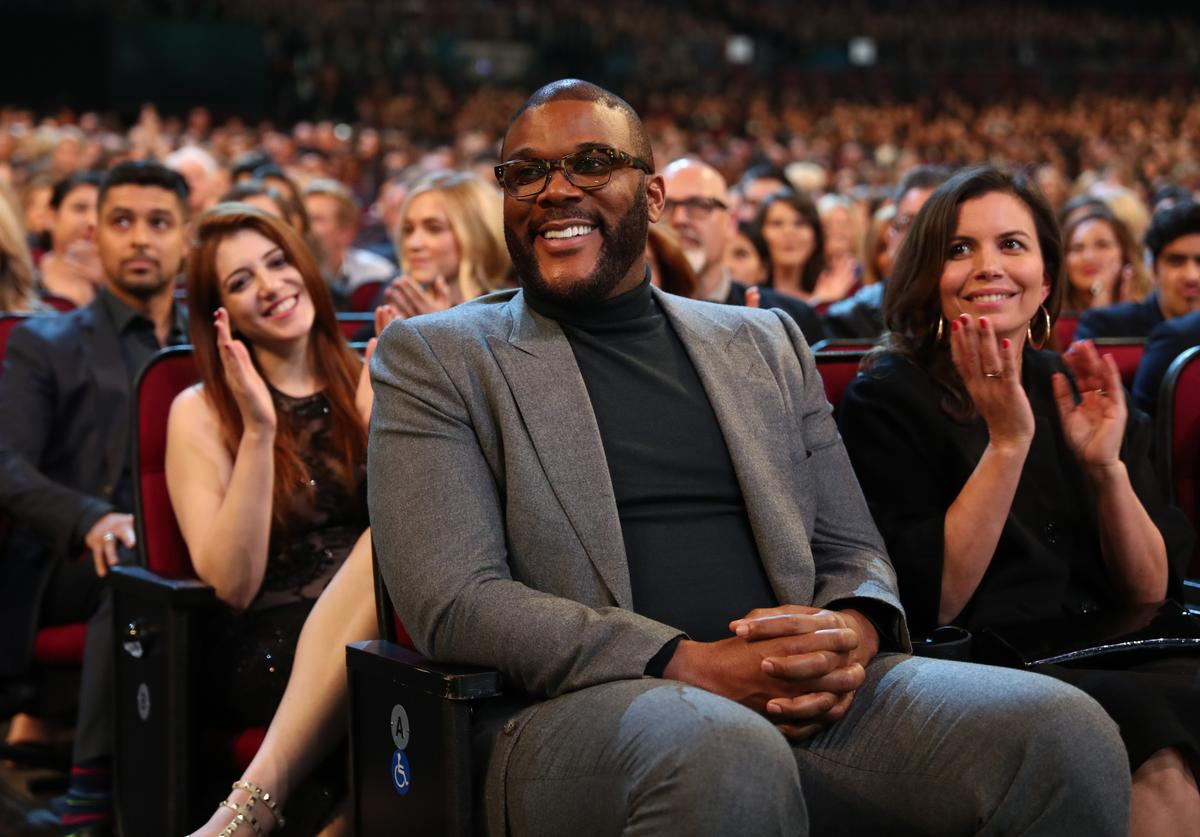 Tyler Perry People's Choice Awards 2017 - Show