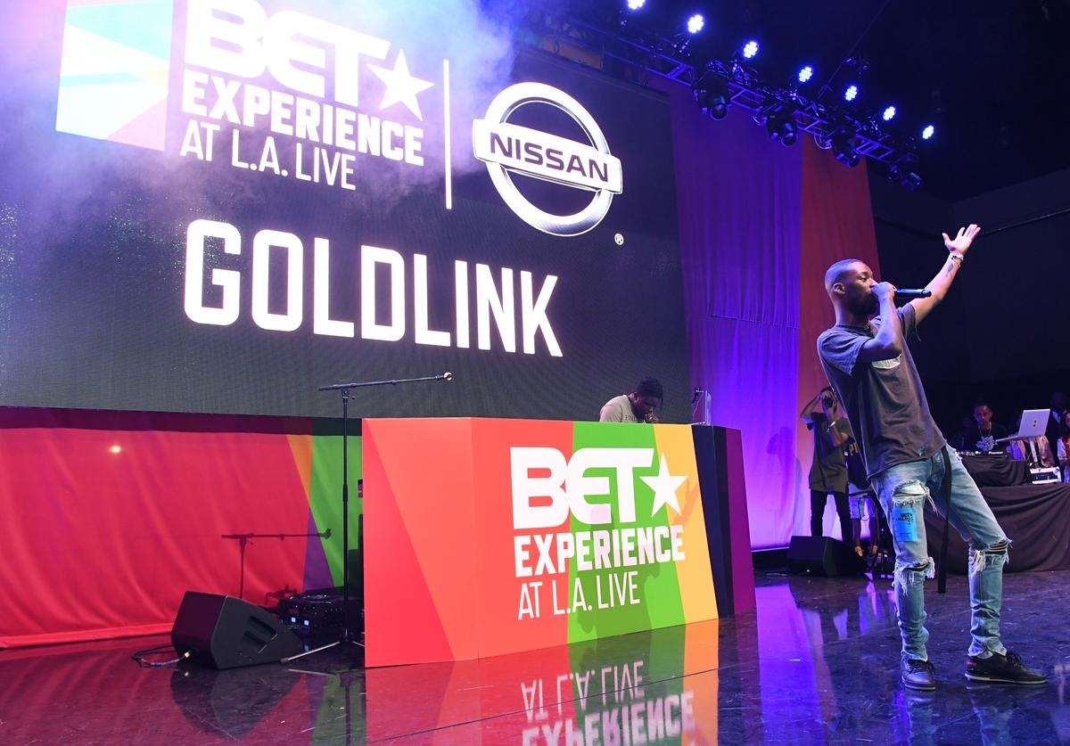 Goldlink 2017 BET Experience - Main Stage Performances