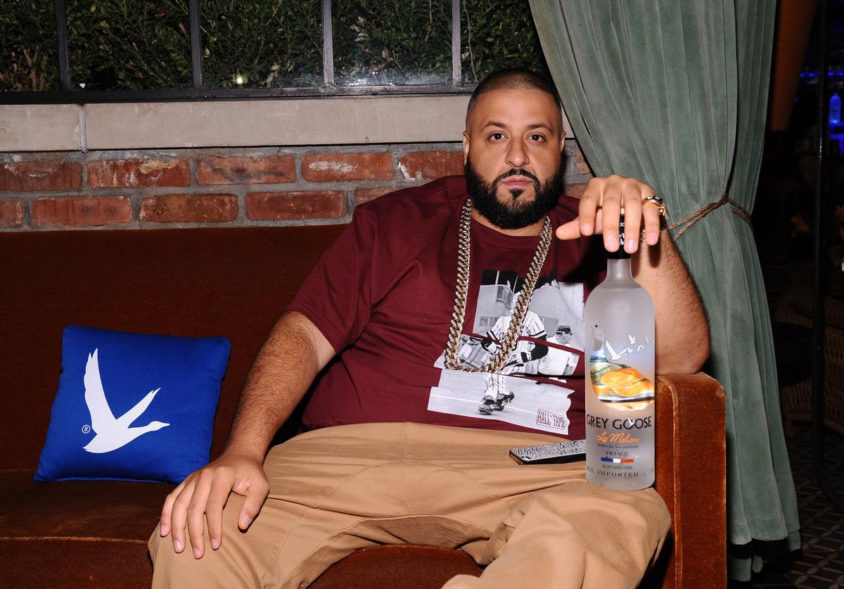 DJ Khaled UrbanDaddy Presents Grey Goose Le Melon Fruit Of Kings - New York City
