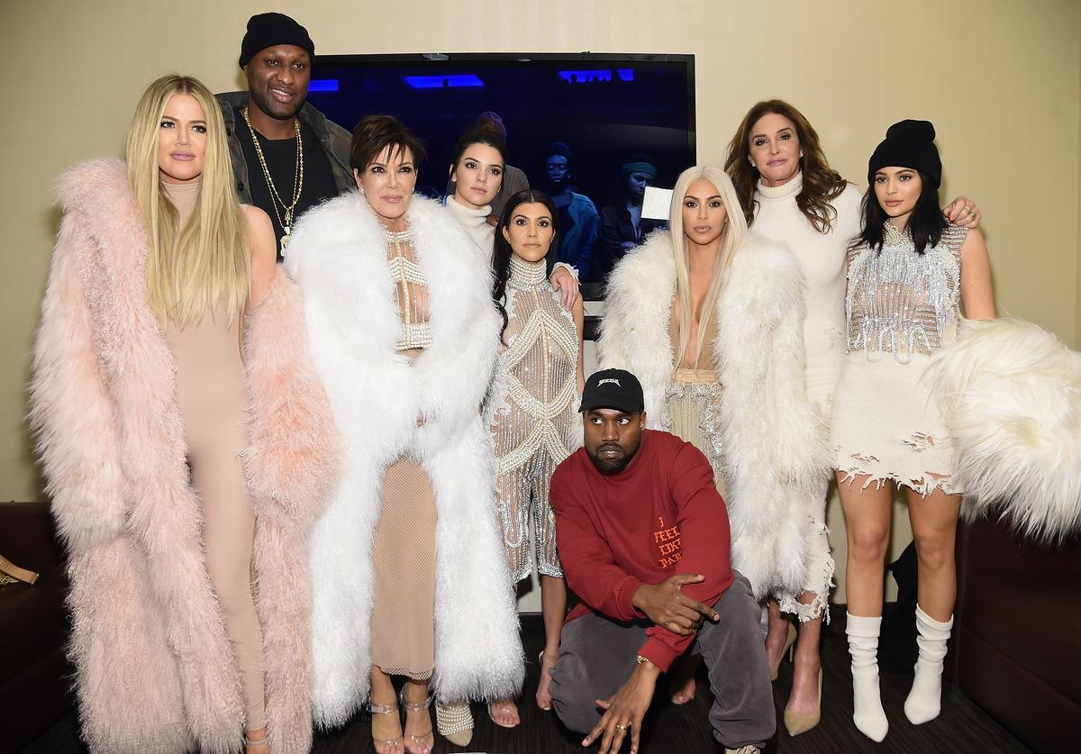 Kanye West Yeezy Season 3 - Front Row