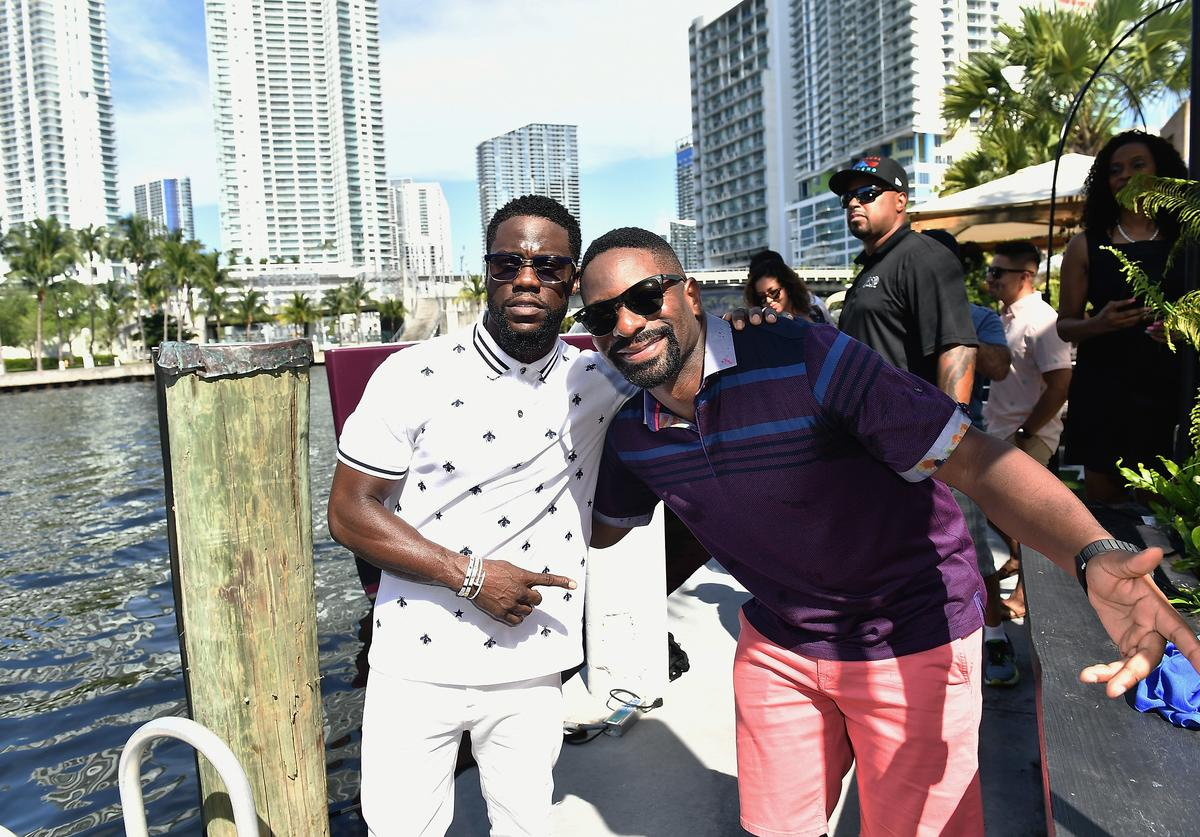 Irie Weekend Presents Kevin Hart's All Star Birthday Brunch