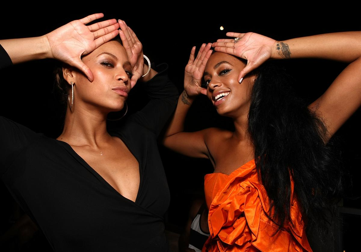 Solange Knowles Birthday Party