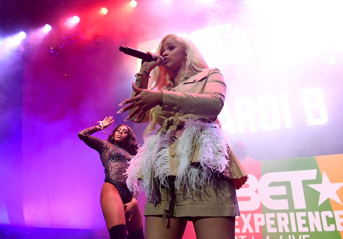 2017 BET Experience - Main Stage Performances