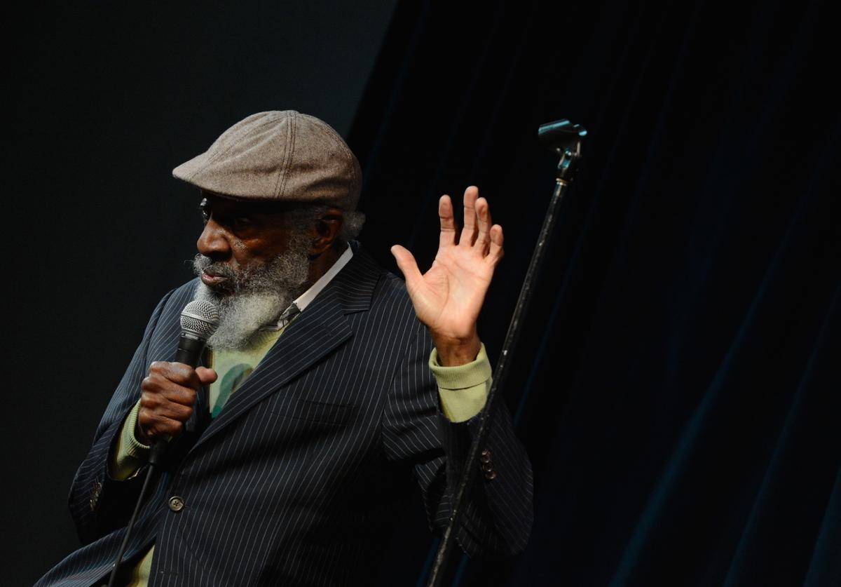 Bud Light Presents Wild West Comedy Festival - Dick Gregory