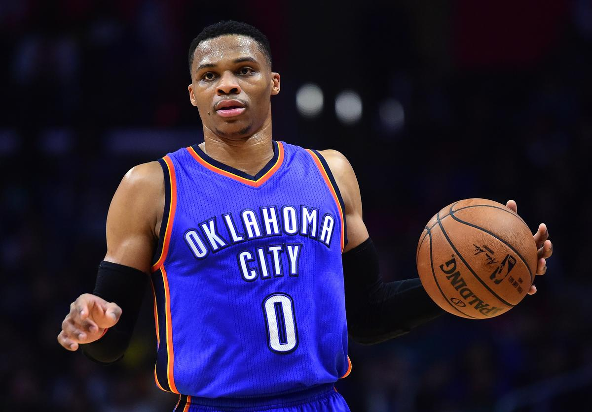 Russell Westbrook vs LA Clippers