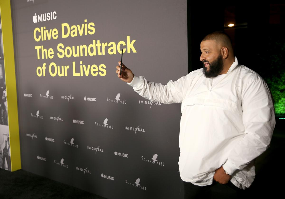 Apple Music Los Angeles Premiere Of 'Clive Davis: The Soundtrack Of Our Lives'