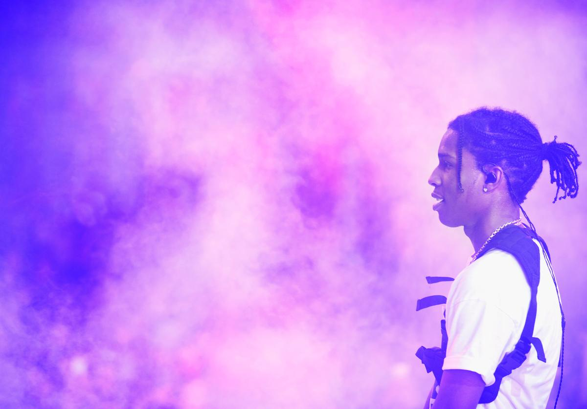 Drai's LIVE Wraps New Year's Weekend With First-Ever Performance By A$AP ROCKY At Drai's Nightclub In Las Vegas