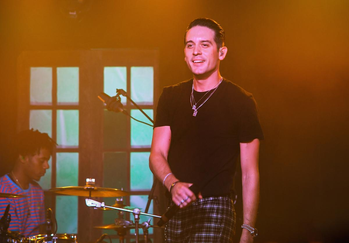 G-Eazy Performs at Bud Light Dive Bar Tour