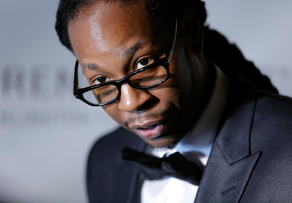 Rapper 2 Chainz attends The Hip-Hop Inaugural Ball II at Harman Center for the Arts on January 20, 2013 in Washington, DC