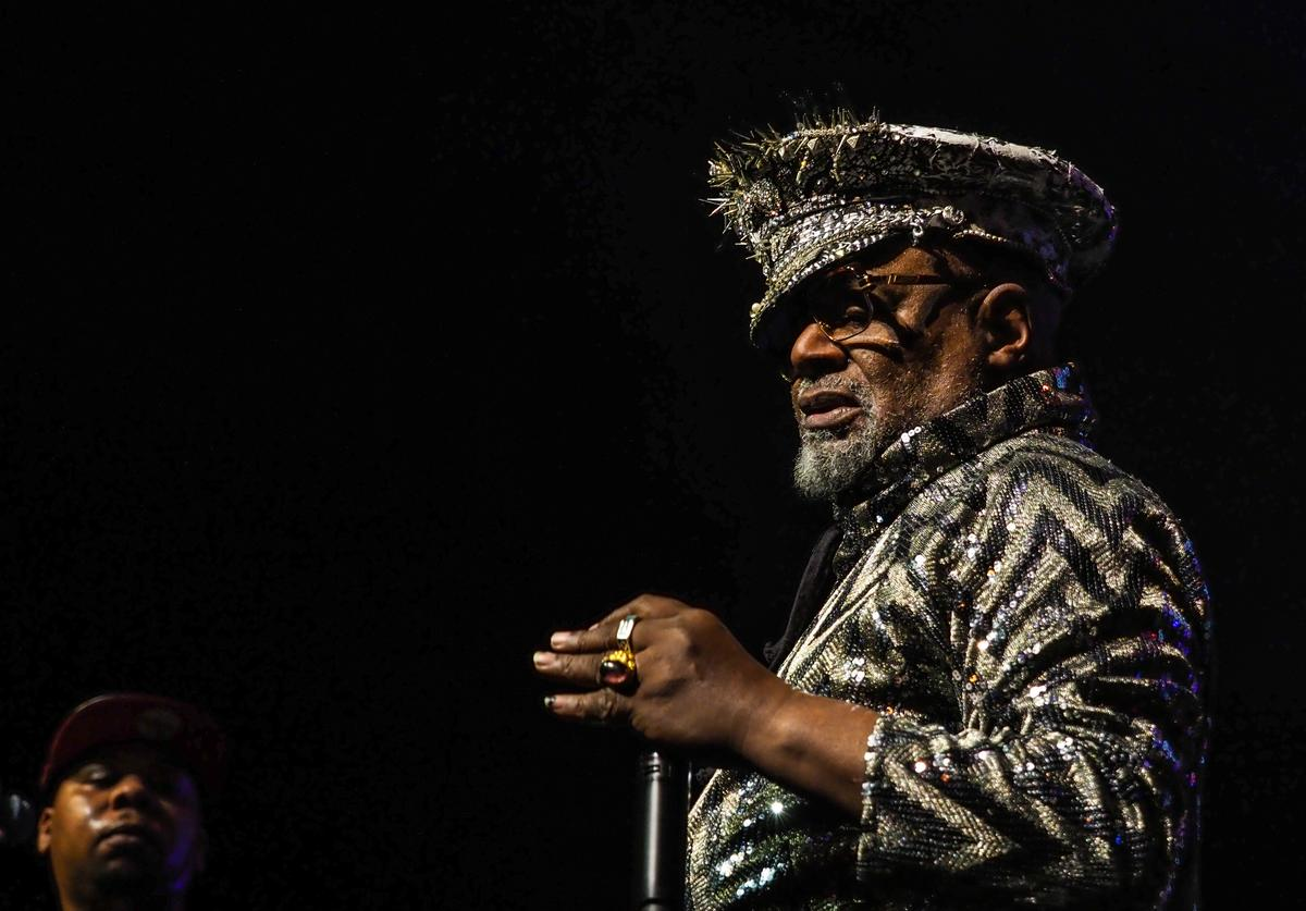 In this handout provided by Paisley Park Studios,George Clinton attends Princes Paisley Park for Celebration 2017 on April 20, 2017 in Chanhassen, Minnesota