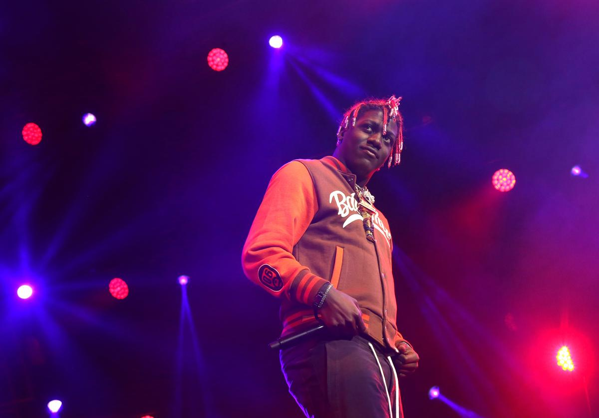 Lil Yachty performs onstage at night three of the STAPLES Center Concert, sponsored by Sprite, during the 2017 BET Experience at Staples Center on June 24, 2017 in Los Angeles, California