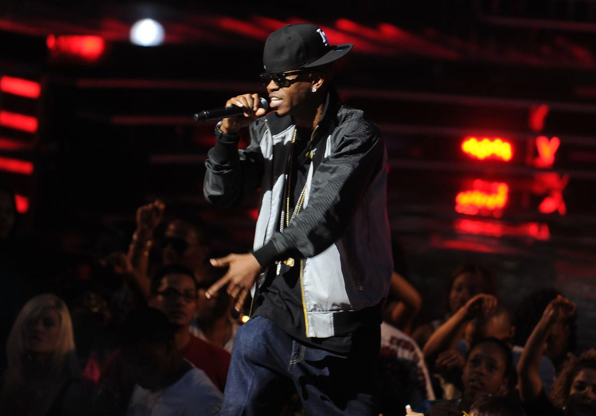Rapper Chamillionaire performs onstage at the 2010 Vh1 Hip Hop Honors at Hammerstein Ballroom on June 3, 2010 in New York City