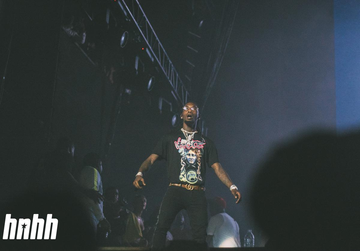 Offset at Rolling Loud 2018