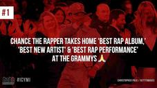 ICYMI: Chance Takes Home Multiple Grammys & Jay Z (Possibly) Takes Shots At Drake