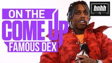 """Famous Dex Talks """"Mumble Rap"""" & Respecting OGs In """"On The Come Up"""""""