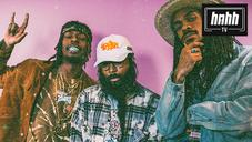 """Flatbush Zombies Give Examples Of A Real Life """"Vacation In Hell"""""""