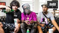 "Shoreline Mafia Shout Out 50 Cent, G-Unit & Three 6 Mafia On ""Crew Love"""