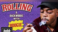 """Boogie Trashes New York Weed & Rolls A """"Selfish"""" Backwoods On """"How To Roll"""""""