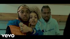 """Pvrx & Dave East Glow Up In The """"Is U Down"""" Music Video"""