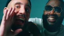 """DJ Drama Rides Out With Rick Ross, Westside Gunn & Lule In The """"350"""" Video"""