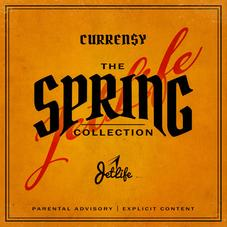 "Curren$y Teases New Album with ""The Spring Collection"" EP"