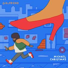 "Michael Christmas Crushes Hard On ""Girlfriend"""