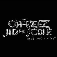 "J.I.D & J. Cole Link Up For ""Off Deez"" Music Video"