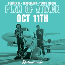 "Curren$y, Trademark & Young Roddy Share ""Big Dogs"" Ahead Of October 11th Album Release"