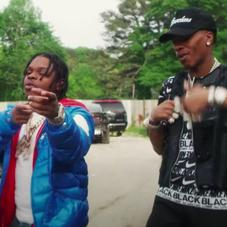 "Lil Baby & 42 Dugg Take Over The Street In ""We Paid"""