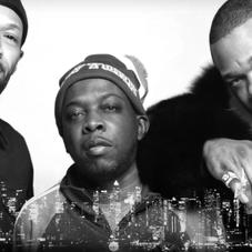 "Phife Dawg, Busta Rhymes, & Redman Embody Hip-Hop In ""Nutshell Pt. 2"""