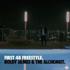 """Boldy James & The Alchemist Reunite For """"First 48 Freestyle"""""""